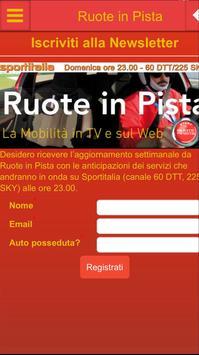Ruote in Pista screenshot 2