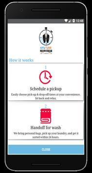 Keytime Laundry apk screenshot