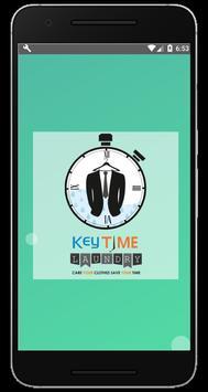 Keytime Laundry poster