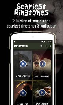 Scariest Ringtones Wallpapers poster