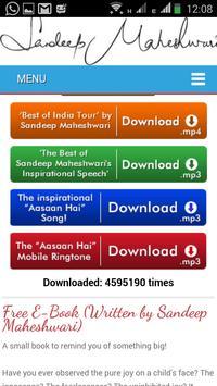 Sandeep Maheshwari screenshot 3
