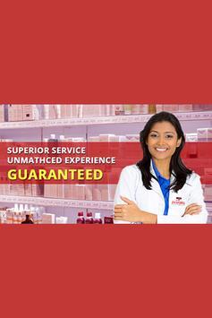 Sanford Pharmacy poster