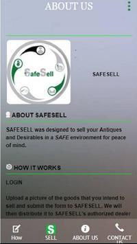 SAFESELL screenshot 3
