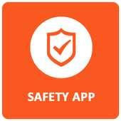 SAFETY APP icon