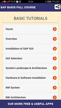 Learn SAP Basis Full Course for Android - APK Download