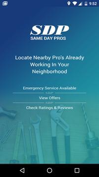 Same Day Pros poster
