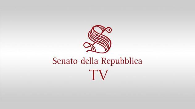 Senato TV poster