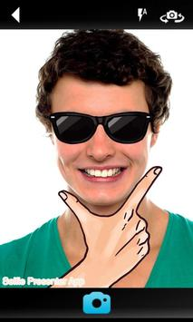 Selfie Presenter apk screenshot