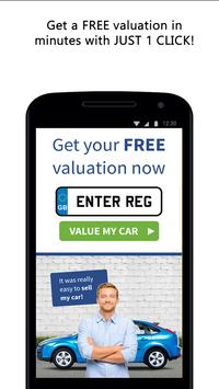 My Car Selling UK -  Your Quick Valuation Quote poster