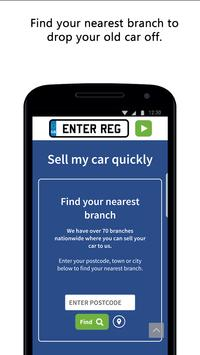 My Car Selling UK -  Your Quick Valuation Quote screenshot 2