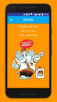 Serasi KPU Lampung Barat poster
