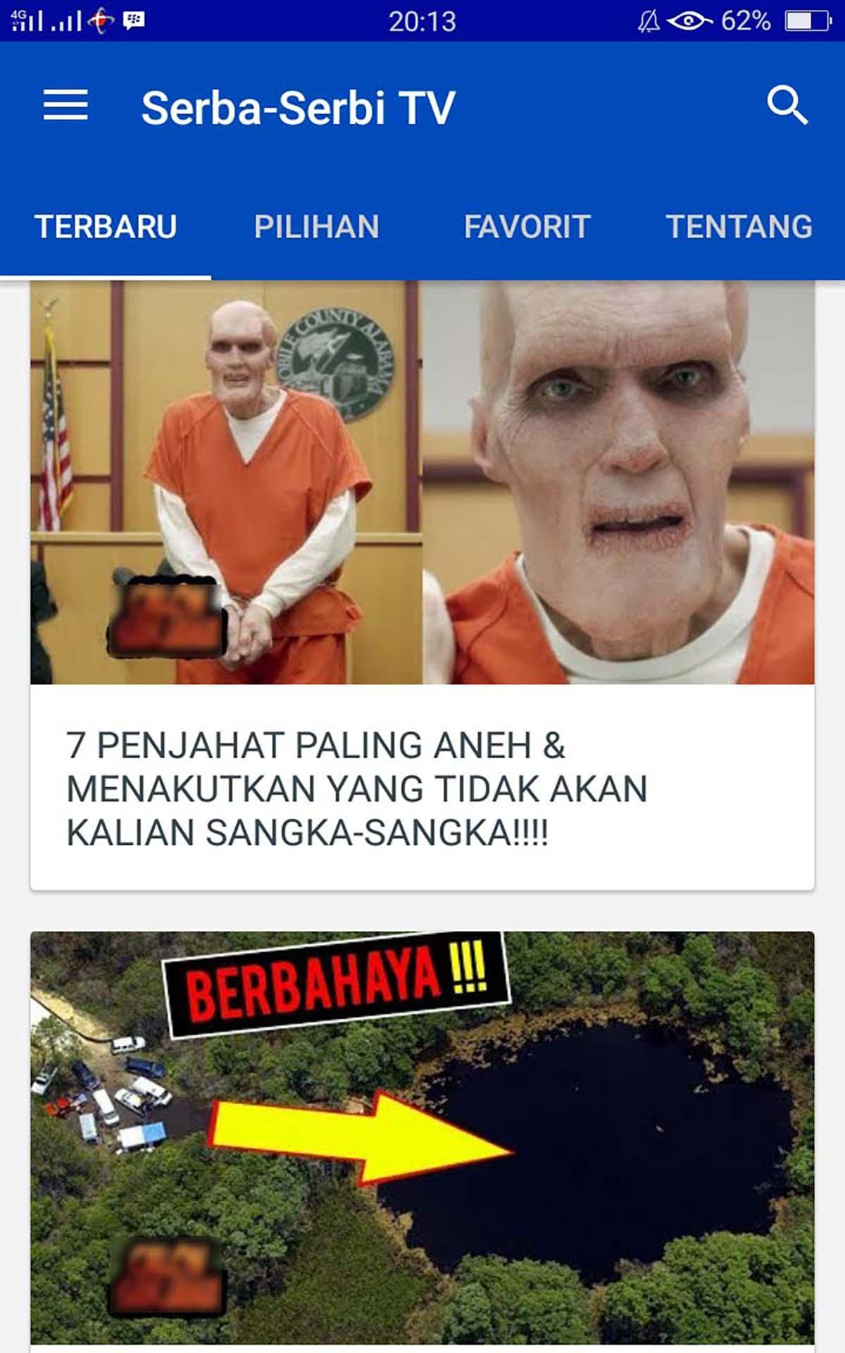 Super Gokil TV Unik Aneh Lucu Kontroversial For Android