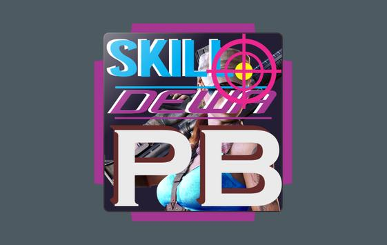 Skill Dewa Point Blank apk screenshot