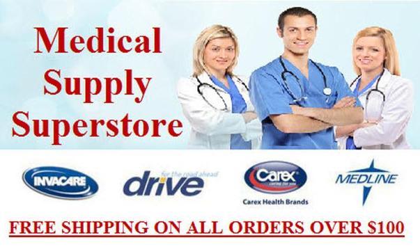 Shop Affordable Medical USA poster