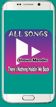 Shawn Mendes Songs and Lyrics poster