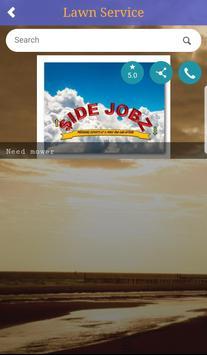 SIDEJOBZ screenshot 3