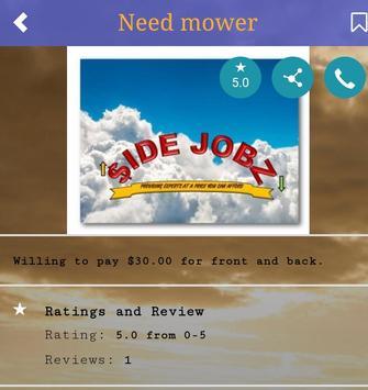 SIDEJOBZ screenshot 4