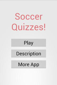 SoccerQuizzes poster