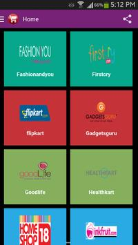 Online Shopping India poster