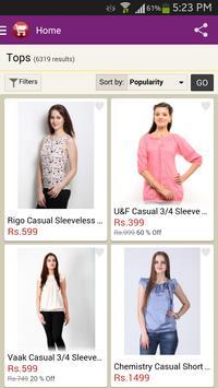 Online Shopping India apk screenshot
