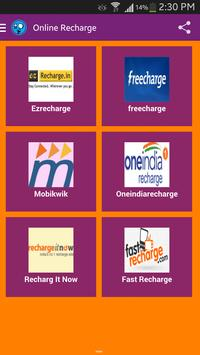 Mobile And DTH Recharge India poster