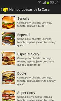 Sorry Fast Food screenshot 3
