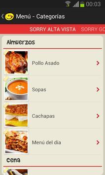 Sorry Fast Food screenshot 2
