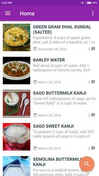 South Indian Recipes poster