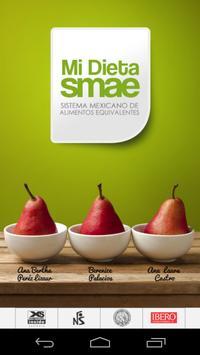 Mi Dieta SMAE poster