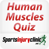 Human Muscles Quiz icon