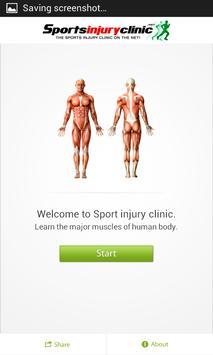 Human Muscles Quiz apk screenshot