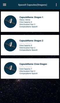 FanOfSpaceX screenshot 1