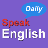 Speak English Daily icon