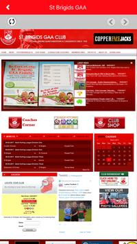 St Brigids GAA Club apk screenshot