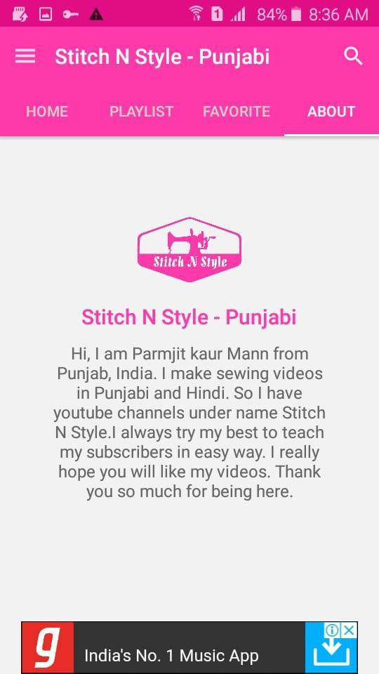 Stitch N Style - Punjabi for Android - APK Download