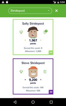 Stridepost Parents screenshot 7