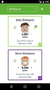 Stridepost Parents screenshot 3