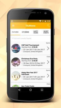 Stubbase For User screenshot 10