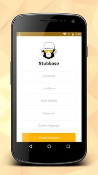 Stubbase For User screenshot 6