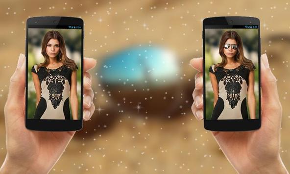 Sunglasses Photo Editor apk screenshot