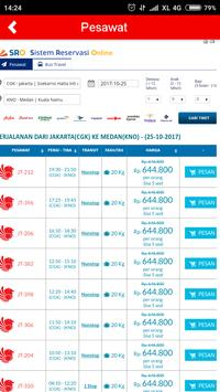 Sukses travel - Tiket & Hotel screenshot 1