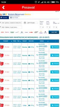 Sukses travel - Tiket & Hotel screenshot 5