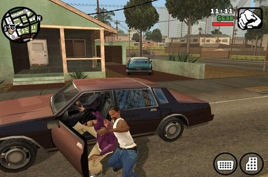 Cheats for grand theft auto: San Andreas apk screenshot
