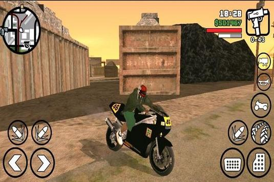 Cheats for grand theft auto: San Andreas screenshot 3