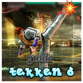 CHEATS OF TEKKEN 6 icon