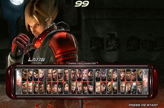 CHEATS OF TEKKEN 6 apk screenshot