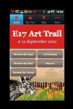 E17 Art Trail 2011 screenshot 1