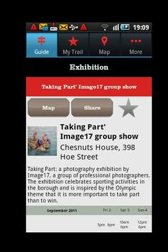 E17 Art Trail 2011 screenshot 2