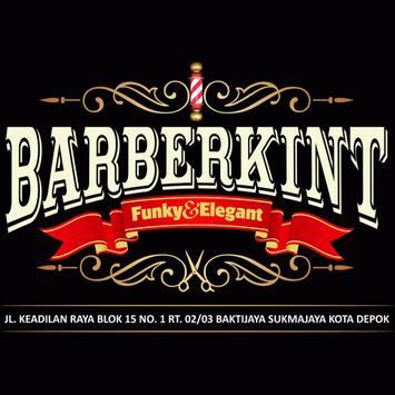 Barber KINT - Funky & Elegant poster
