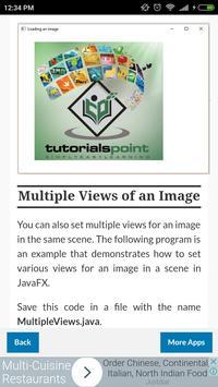 Guide for Java Fx apk تصوير الشاشة